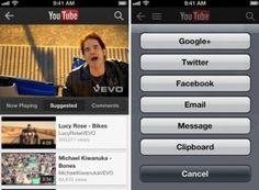 YouTube regresa al iPhone a través de la App Store
