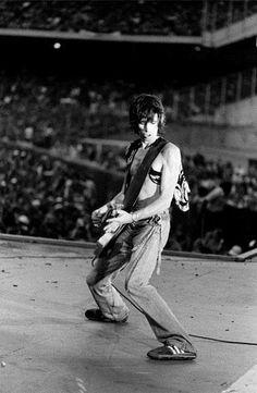 THE ROLLING STONES LIVE 1978 Lynn Goldsmith