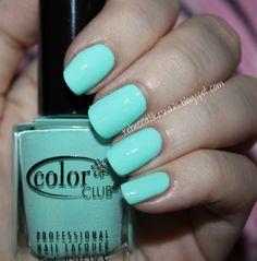 Color Club - Blue-Ming