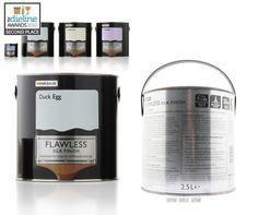 HomeBase Paint Packaging