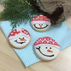Let it snow!!! Sugar cookies