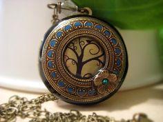 locket--I wish it was a pocket watch. Ask Becky.