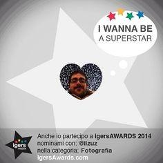 Anche io partecipo a #igersawards2014. Nominami con @Claudio Zuzzi nella categoria #fotografia. #photo #ilzuzphoto