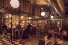 Gorilla: Restaurant & bar under the railway tracks in Manchester | HYHOI.com | Have You Heard Of It? blog