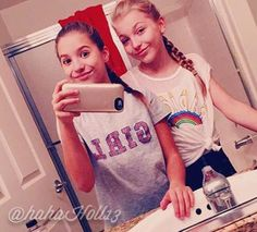 Added by #hahah0ll13 Dance Moms Mackenzie and Brynn