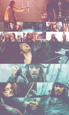 Pirates of the Caribbean: Jack Sparrow and Will Turner Disney And Dreamworks, Disney Pixar, Movies Showing, Movies And Tv Shows, On Stranger Tides, Estilo Disney, Johny Depp, Pirate Life, Captain Jack