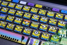 MacBook Macbook clavier Macbook Pro Keyboard Skin par MaMoLIMITED, $13,99