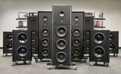Magico S-7 and S-sub line up
