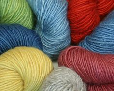 Ravelry: Native Yarns Orford Blue Faced Leicester