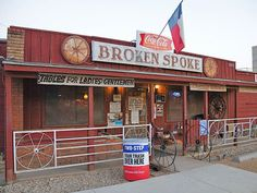 """The Broken Spoke is a """"genuine Austin original,"""" as the country station KVET would say. A little bit kitsch, but with a whole lot of heart, the Spoke has been a local favorite for Honky Tonk music and dancing since 1964. Owners James and Annetta White have hosted country music legends like George Strait, Willie Nelson, and Kris Kristofferson. On any given night, you can spot the Whites—who are in their seventies—twirling around the dance floor or welcoming regulars at the door.  Hot..."""