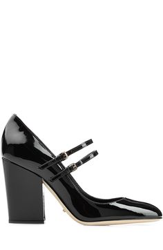 SERGIO ROSSI Patent Leather Pumps. #sergiorossi #shoes #pumps