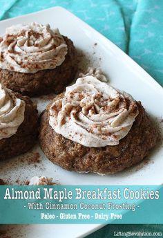 Healthy Breakfasts :   Illustration   Description  Almond Maple Breakfast Cookies #Paleo #Glutenfree #dairyfree    Commit to be Fit !    -Read More –   - #Breakfast https://healthcares.be/healthy-eating/breakfast/good-healthy-breakfasts-almond-maple-breakfast-cookies-paleo-glutenfree-dairyfree-2/
