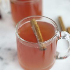 Old-fashioned apple cider using whole, real ingredients.