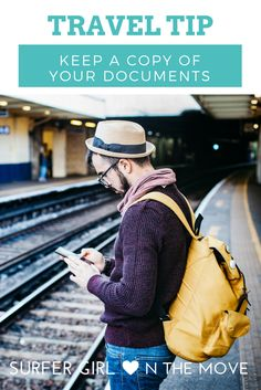 If you are thinking of traveling abroad, here's another good travel tip to have in mind. #clickthepin
