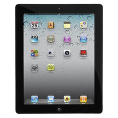 mouseover image to zoom. Apple iPad 2 Tablet 16GB (Blac