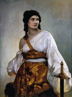 Judith - August Riedel