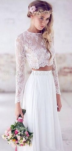 Beautiful Beach Wedding Dresses (14)
