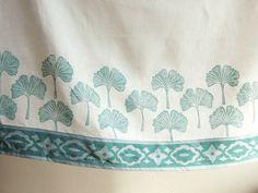 Textured Weave /& Super Rich Colors Vintage /'50s Set of 4 Simple Mid Century Mod Linen Napkins 17 x 11 inches