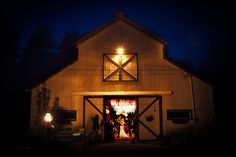 #wedding at romantic Neacoxie Creek Barn #venue in Gearhart #Oregon