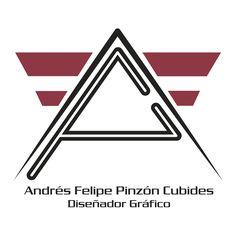 """Identidad """"Andrés Pinzón Diseñador Gráfico"""""""