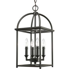 CanadaLightingExperts | Piedmont - Four Light Foyer
