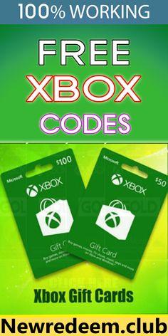 Free xbox codes Xbox Gift