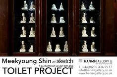 "Don't miss Meekyoung Shin's ""Toilet Project"" which starts in July 2014 at sketch London."
