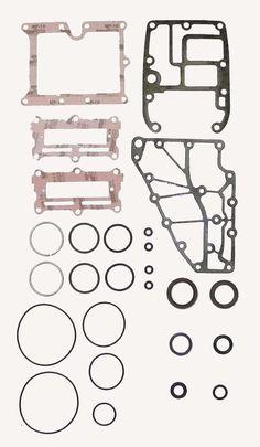 3.3L 5006342 Powerhead Evinrude V6 E-TEC 225-250hp 2006 Gasket Kit