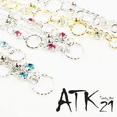 [ATK21] サークル ストーン ボールチェーン 2ライン ブレスレット 2連 チェーン おしゃれ レディース ... https://www.amazon.co.jp/dp/B01N7VHFHE/ref=cm_sw_r_pi_dp_x_CnXHyb5XSD9EB