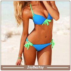 09d7f59e729a All'ingrosso Sexy Costume da bagno donna Costumi da bagno imbottiti bikini