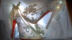 Los nuevos zapatos de cristal de Cenicienta