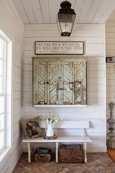 By CATHI AYCOCK  Do you covet shiplap? Long for industrial elements as light fixtures for your kitchen? Live in the 'burbs but dream of country living?  Have a girl crush on Joanna Gaines from the hit show HGTV's Fixer Upper?  Like the rest of the design world, you are embracing urban farmhouse.