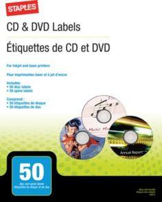 Tesco cddvd labels template google search new business pinterest cddvd labels 50pack 33013 cc maxwellsz