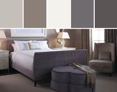 DOLCE VITA BED - QUEEN Bedroom Designed By Baker Furniture via Stylyze