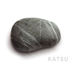 """Poufs made of wool. Models of poufs """"Sea Pebble"""" and """"Scandinavian Stone"""". A set of or or 7 stones. KATSU is wool cushions and poufs. Decorative Pebbles, Felt Pillow, Floor Pouf, Color Scale, Wool Pillows, Cushions, Pouf Ottoman, Wet Felting, Kid Spaces"""