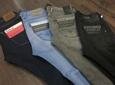 New season Hyperflex denim from @replay - available in store now. If you're a fan of the slim tapered jean and you haven't tried a pair on come and try a couple. We are certain you will like these. A firm favourite of the staff here at Philip Browne HQ.  #replay #denim #jeans #hyperflex #stretch #ss17 #newstyle #newseason #newarrivals #mensfashion #menswear #mensstyle #philipbrownemenswear