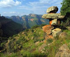 The Panorama Route-South Africa