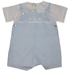 Sweet and simple for a sweet baby boy!