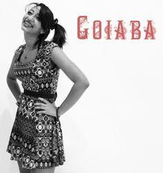 #vestido #estampado #estampa #tribal #dress #print