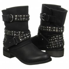 "A top trend, studded boots. Dirty Laundry ""Show Stopper"" #myvictory"