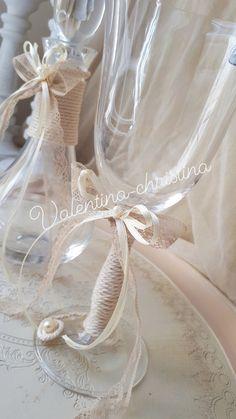 Σετ γάμου,καραφα γάμου,κρυστάλλινο ποτήρι γάμου by valentina-christina  #γαμος #wedding #stefana#χειροποιητα_στεφανα_γαμου#weddingcrowns#handmade #weddingaccessories #madeingreece#handmadeingreece#greekdesigners#stefana#setgamou Wedding Decorations, Bride, Wedding, Wedding Bride, Bridal, Wedding Decor, The Bride, Brides