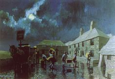 jamaica inn The 39 Steps, Jamaica Inn, Den Of Geek, British Literature, Spooky House, Most Haunted, Haunted Places, Creepy Stories, Devon And Cornwall
