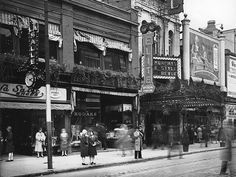 Then and now: The grand old theatres of Ste-Catherine St. Old Montreal, Montreal Ville, Montreal Quebec, Old Pictures, Old Photos, Adventure Travel, The Past, Archive, Old Things