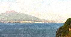 """""""SPLEEN"""" (CALMA Y ATMÓSFERA DE SOLEMNIDAD) // Pocos placeres en la vida pueden compararse a la cubierta soleada del buque que de Nápoles zarpando nos lleva por las aguas de Sorrento. La isla de Capri dejamos hacia un lado, la costa amalfitana nos saluda; gaviotas que inmóviles se ciernen, la brisa fresca acariciando en poros. Vivos colores los árboles cual manto cubren de verde en filos de las rocas de…—…"""