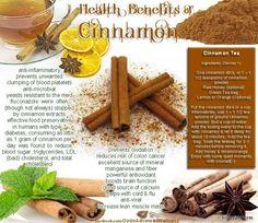 Health Benefits of Cinnamon via www.bittopper.com/post.php?id=105033728527858e3246006.71368991