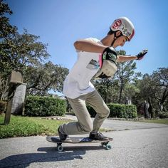 Longboard Versatility. From freeride, to freestyle, and downhill, the Arbiter KT has got you covered. Rider: Justin Bright. Photo Cred: @griffcameraholders