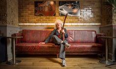 Queen Forever Blog: Intervista a Brian May sul The Guardian del 18 Ott...