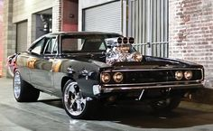 El auto de Toreto