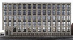 BIQ Architecten Corner residential building, Grauwaart, Leisdche Rijn, Utrecht, 2012