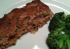 Paleo Recipe - Italian Style Meatloaf